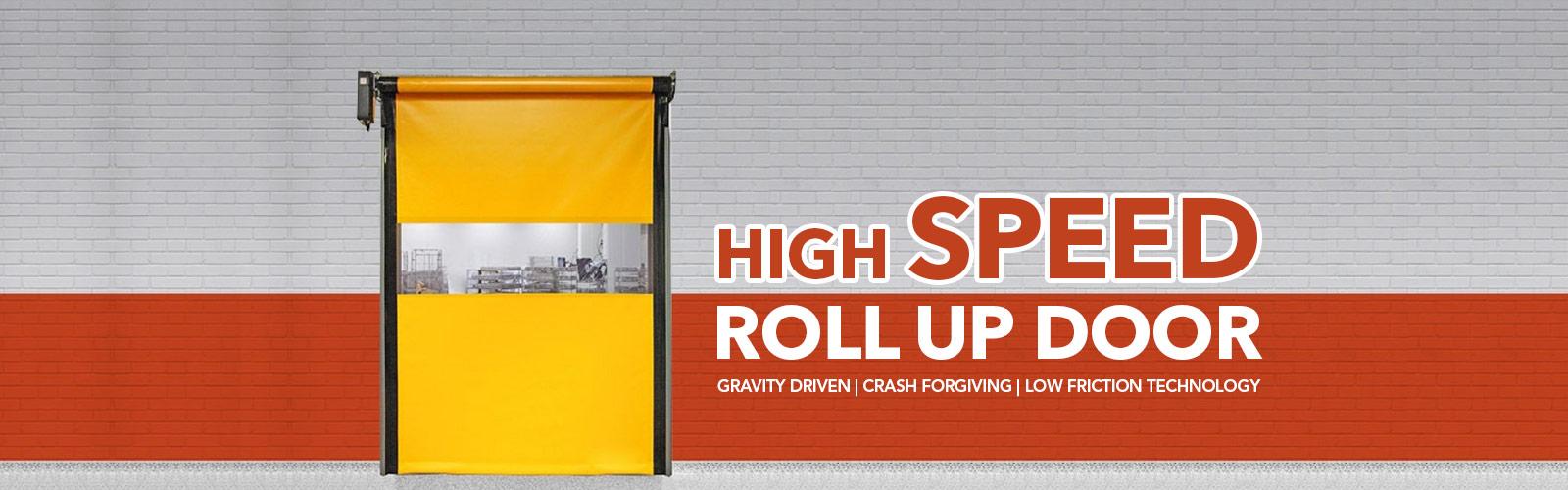 High Speed Door <Span> Made in Belgium
