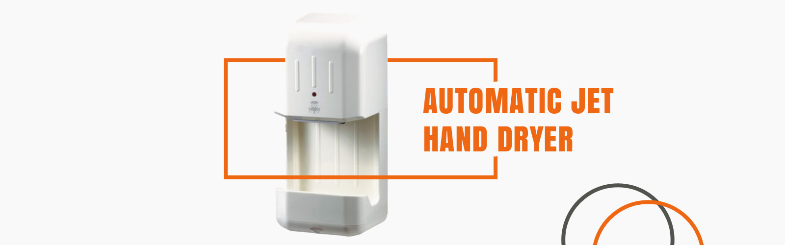 Jet Hand Dryer <span> Fully Automatic