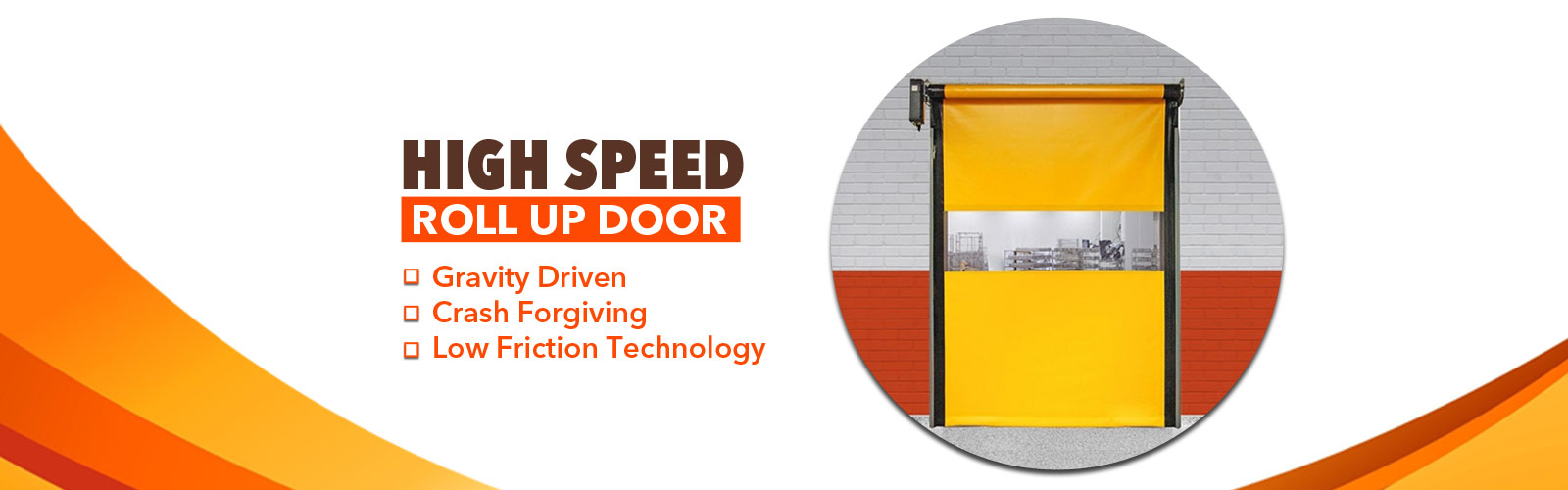 High Speed Door <span> Safety is no Accident