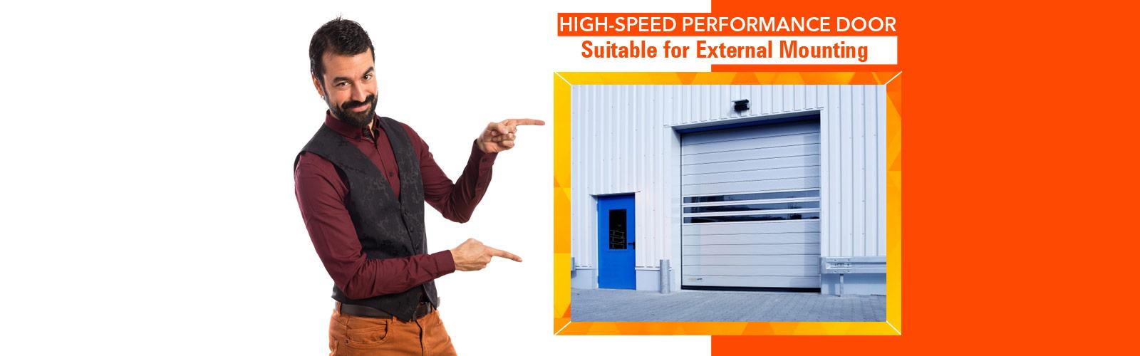 High Speed Door <span> Fast Moving Door