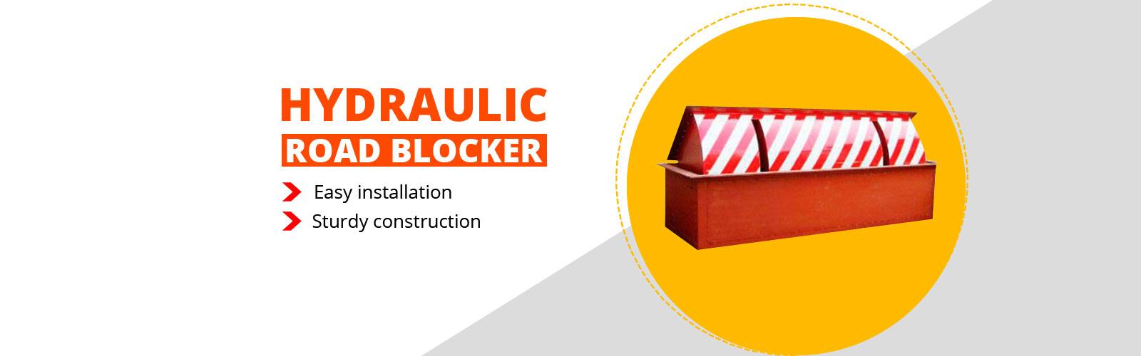 Road Blocker <span> For Heavy Duty