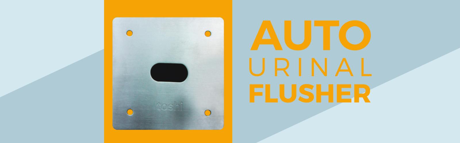 Auto Urinal Flusher <span> Hygiene System