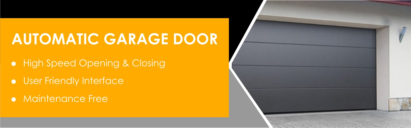 Auto Garage Door <span> High Quality