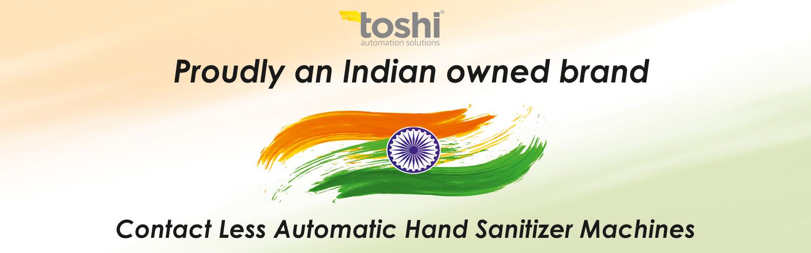Toshi <span> Sanitizer