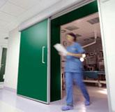 Ditec Hospital Doors