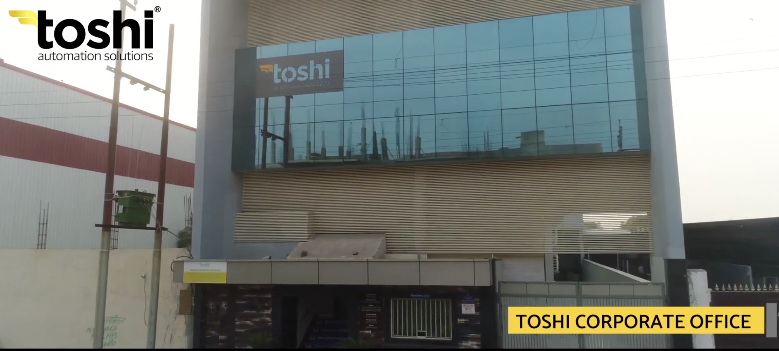 Toshi Automation Solutions - New Corporate Office - December 2018