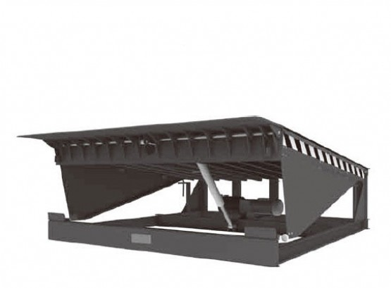 Dock Leveler - 6 Tons- Point Load