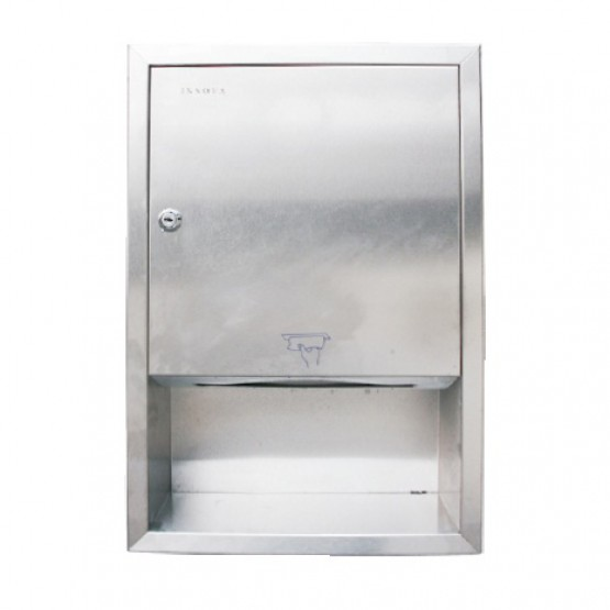 Paper Towel Dispenser Recessed