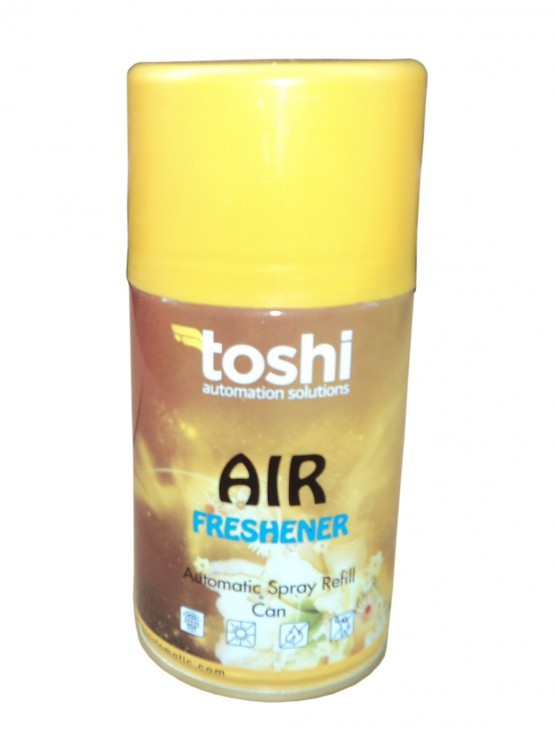 Toshi Aerosol Can - Lemon