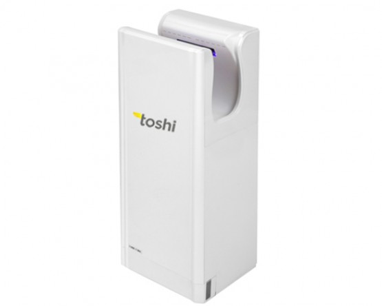 Toshi Double-Sided Jet Hand Dryer