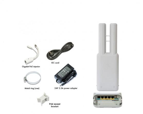 Buy MikroTik OmniTik 5 PoE Online India | O-PRO0091 | Toshi