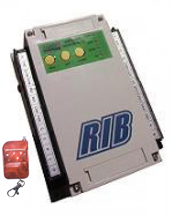 Auto Barrier and Gate Controller