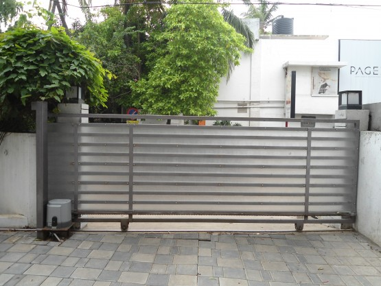 Auto Sliding Gate Solutions
