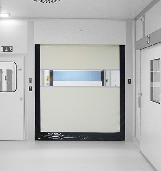 Dynaco High Speed Clean Room Door