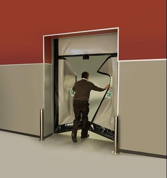 Dynaco High Speed Emergency Exit Door
