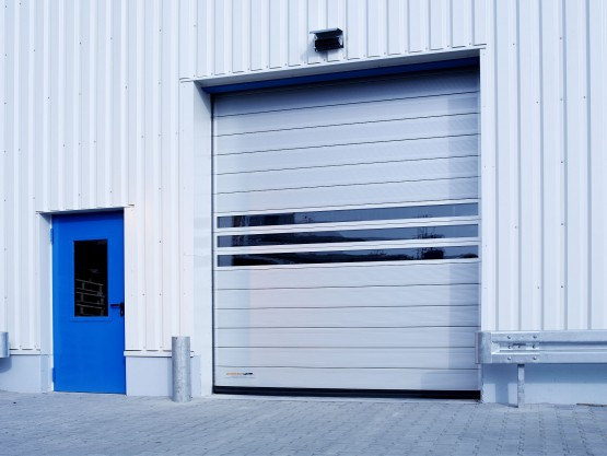 High-Speed Performance Doors