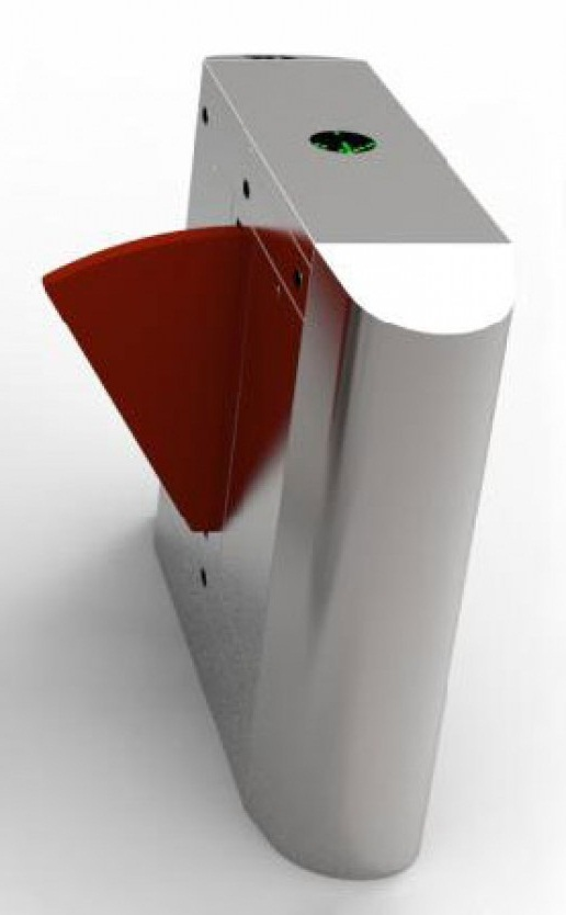 Single Side Flap Barrier Unit-Normal Lane