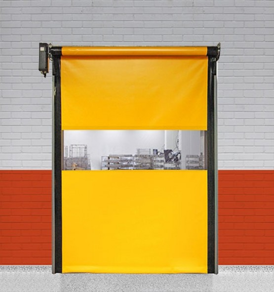 Dynaco High Speed Roll Up Door