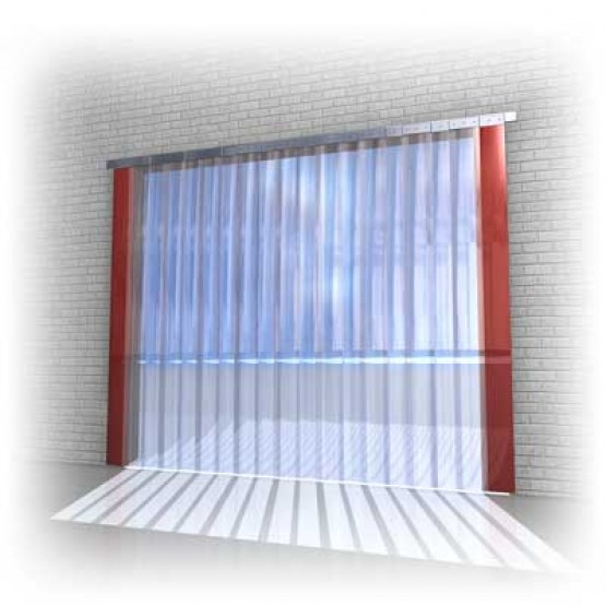 Buy PVC Strip Curtain India Suppliers