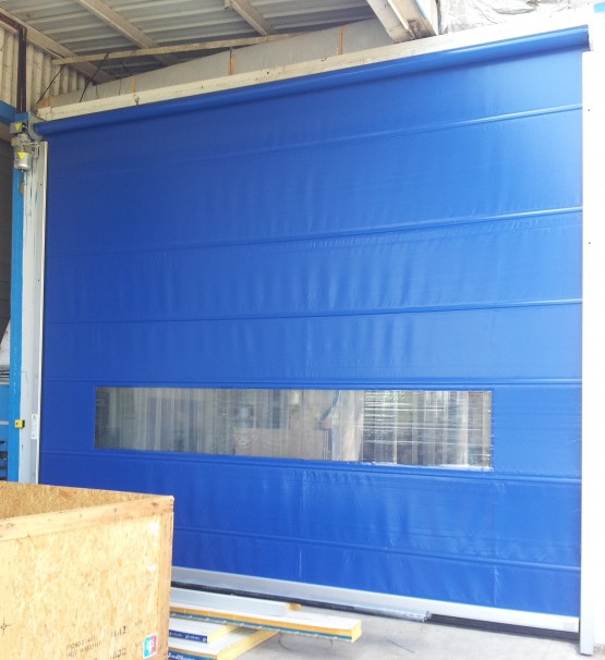 High Performance Roll Up Door-Supreme- E