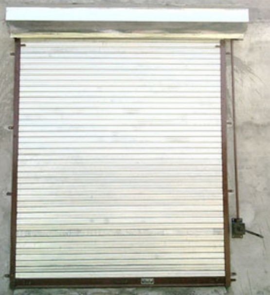 GI Rolling Shutter with Manual Gear Handle