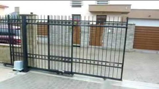 Buy Telescopic Sliding Gate System Online India Pro5030
