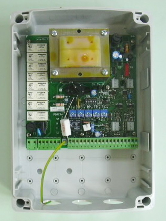 Control Card for Cross 18VE