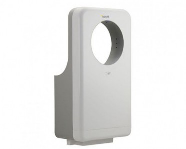 Toshi Circular High Speed Hand Dryer in ABS body