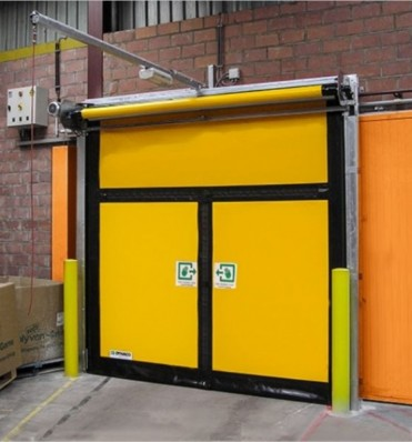 Dynaco High Speed Emergency Exit Door