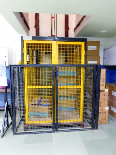 Customized Goods Lift