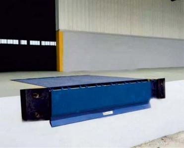 Toshi-Dock Leveler