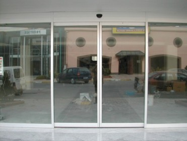 Automatic Sliding Door Solutions