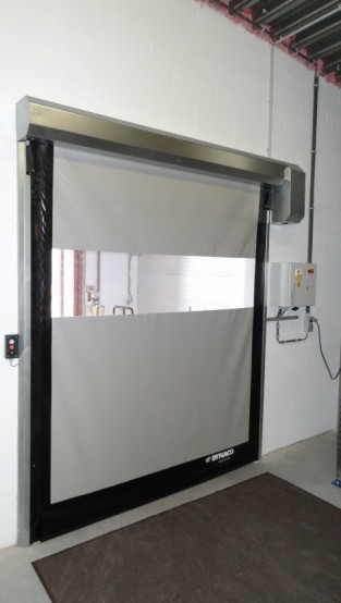 Dynaco High Speed Clean Room Door