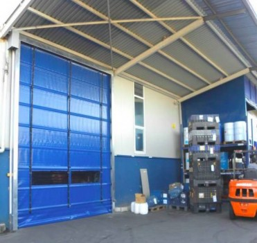 High Speed Fold Up Door-Flex K5