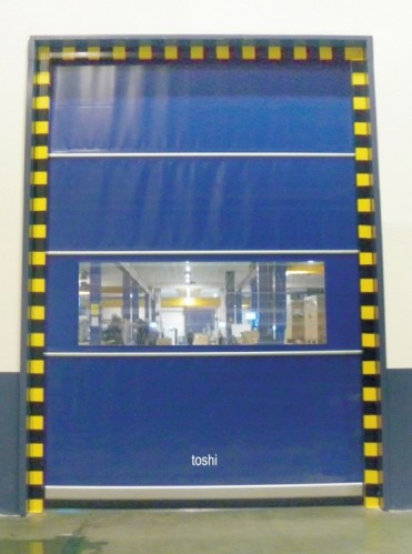 High Speed-High Performance Fast Door