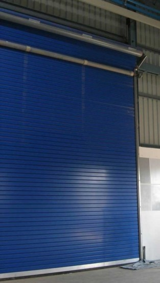 Double Wall Made in Spain Aluminium Rolling Shutter