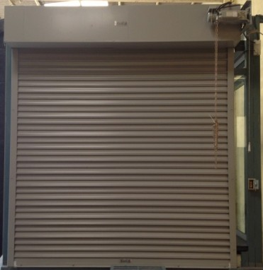 Automatic 2 Hours Certified Fire Rated Rolling Shutter