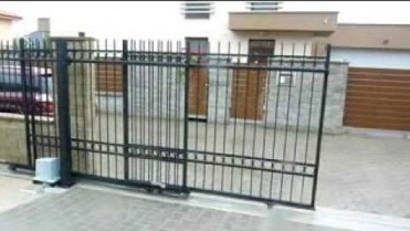 Telescopic Sliding Gate System