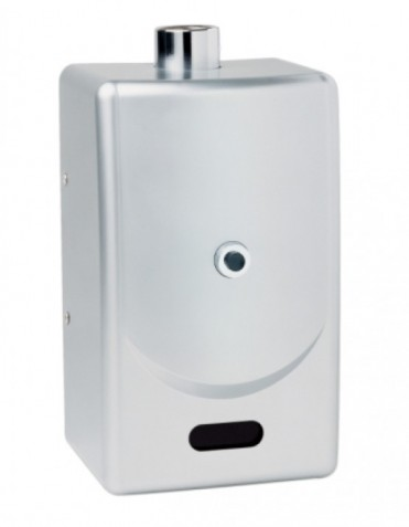 Touch Free WC Flusher