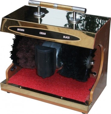 Automatic Shoe Shining Machine